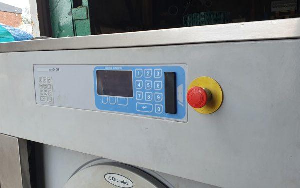Electrolux Clarus control